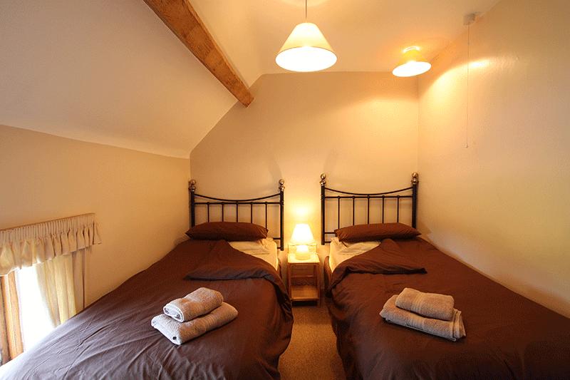 Octavia Twin Room